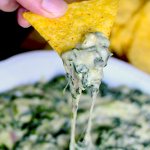 Yammie's Noshery: Microwave Spinach Dip for One