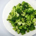 Microwave Steamed Broccoli | Love Food Not Cooking