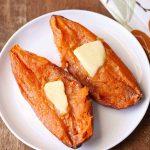 Microwave Sweet Potato: So Easy! | Healthy Recipes Blog