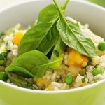 Healthy Microwave Vegetable Risotto Recipe   No Money No Time