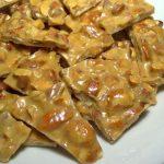 My Recipe Journey: Microwave Almond Brittle