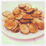 Microwave Potato Chips Recipe – Tiana Feng