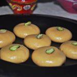 Milk Peda with Condensed Milk Recipe | Mareena's Recipe Collections