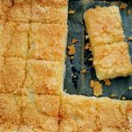 Hawaiian Coconut Butter Mochi - Angie's recipe & review