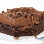 busycooking.com – Chocolate Mousse Brownies   i am baker – Busy Cooking