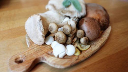 Eating Raw Mushrooms can be Bad for You | A Scientific Curiosity