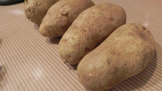 Making a Baked Potato in the Microwave – The Adirondack Chick