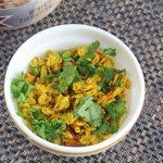 Microwave Savory Oats Stir-Fry (Oats Upma) – wholegreens