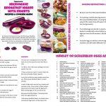 Tupperware Breakfast Maker Recipes by saskatoonorganizingsystems - issuu