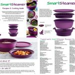 TUPPERWARE Smart Steamer Recipes by Tupperware by Jason - issuu