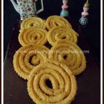 Pasiparuppu Murukku | Moong Dal Chakli Recipe - Seduce Your Tastebuds...