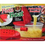 Pasta boat microwave pasta cooker instructions