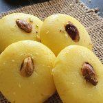 Instant Kesar Peda With Milk Powder | Peda Recipe | Indian Milk Fudge -