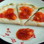 Perfect Vegan Quesadillas – VegCharlotte