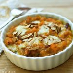 Squash and brie casserole - Taste of Beirut