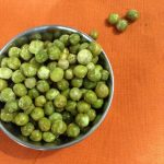 Green Peas Crispies (Microwave) – Creative Cravings