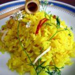 Balinese Yellow Rice (Nasi Kuning) | Cooking From Memory ~ A Recipe Journal