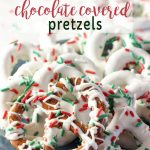 The Microwave Easy Way to Make Chocolate Covered Pretzels - Cleverly Simple