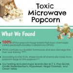 News Release: Educational video highlights toxic chemicals found in microwave  popcorn – The PFAS Project Lab