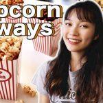 Four Ways to Make Microwave Popcorn Gourmet – ally bakes
