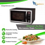 Best features about microwave ovens – k2appliances