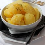 How To Boil Potatoes Without Water in Microwave Oven