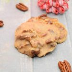 Microwave Pecan Pralines - an easy gift!   Just Microwave It
