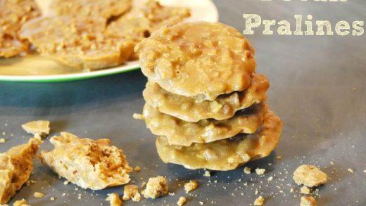 Make Pralines in the Microwave   The TipToe Fairy