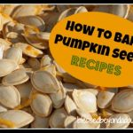 How to Bake Pumpkin Seeds! - Blessed Beyond A Doubt