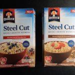 Taste Test: Quaker's New Steel Cut 3-Minute Oatmeal | Cooking Light