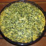 Vegan Spinach Artichoke Quiche – VegCharlotte