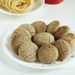 Ragi biscuits recipe   Eggless ragi biscuits   How to make ragi biscuits