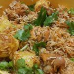 Recipe: Tasty Hyderabadi Chicken Biryani in microwave – Recipe Blog