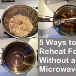 Olivia Cleans Green: 5 Ways to Reheat Food Without a Microwave