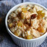 Easy and Creamy Rice Pudding Recipe   Verissimo Bar