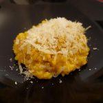 Risotto with pumpkin and Italian sausage (salsiccia) – Hello Carol