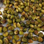 Oven Roasted Brussel Sprouts - Healthy Living Foodies