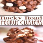 Rocky Road Peanut Clusters Rocky Road Peanut Clusters Rocky Road Peanut  Clusters are made in the