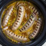 Root Beer Brats - I Am Homesteader