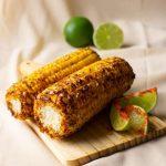 Air Fryer Roast Corn On The Cob Recipe   ET Food Voyage