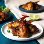 Thai Red Curry Baked Chicken Wings Recipe | ET Food Voyage