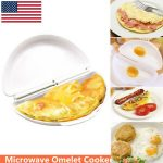 Microwave Cooking Gadgets White Chef Aid Microwave Egg Omelette Maker  Kitchen Tool Gadget Home & Garden citricauca.com