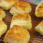 Best Fluffy, Flakey, Buttery Biscuits Ever - Orgasmic Chef