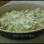 Scalloped Zucchini – Buttoni's Low-Carb Recipes