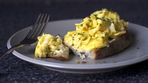 scrambled egg toast – smitten kitchen