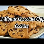 Make Cookies In The Microwave 🍪 - YouTube