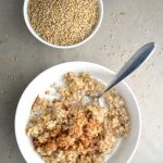 Soaked steel cut oatmeal recipe
