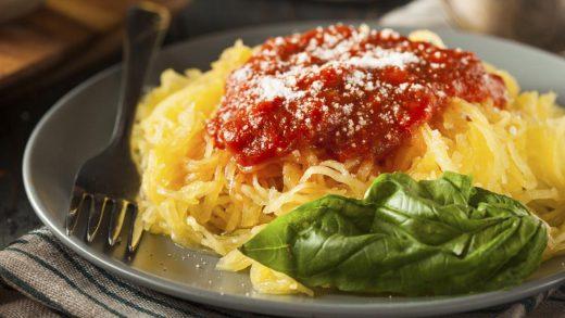 Saluting Spaghetti Squash: A Power Food  