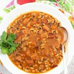 Spicy Black-Eyed Pea Soup (Instant Pot) – Palatable Pastime Palatable  Pastime
