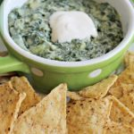 Creamy Spinach Artichoke Dip - Made It. Ate It. Loved It.